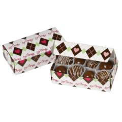 Wilton Caixa Oferta Love Chocolate