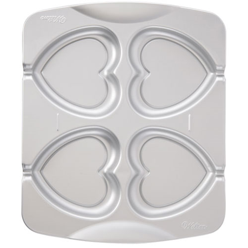 Wilton Cookie Pan for Heart Pops