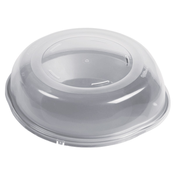 Wilton Round Pie Pan with Cover