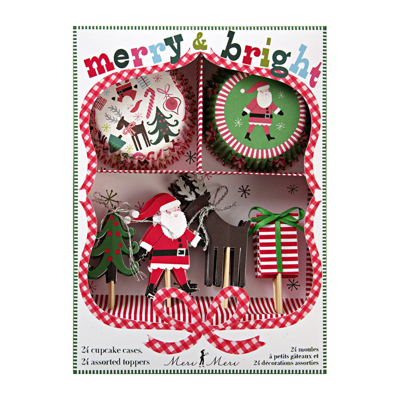 MM Kit Cupcakes Merry and Bright